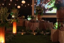 Wedding Gedung Arsip by SOUNDSCAPE - BOSE Rental Audio Professional