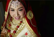 Wedding MERI MERIA SARI by Titia Violita Gallery & Makeup