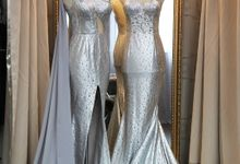 Evening Gown by Putra Utama Privé