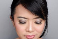 Soft & Glowing Makeup by Yuka Makeup Artist