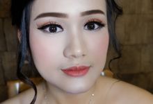 Sister Of Bride by Shella make up artist