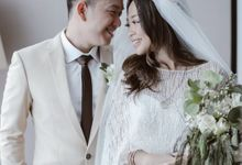 The Wedding Of David & Yessy by SAS designs