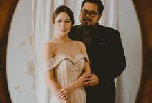 The Wedding Of Raymond & Meigina by SAS designs
