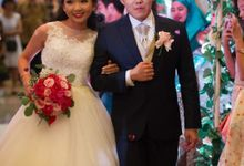 The Wedding Of Alvin & Angelia by SAS designs