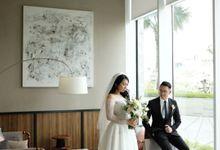 The Wedding Of Didi & Alysia by SAS designs