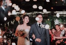 The Wedding of Frans & Dessy by SAS designs