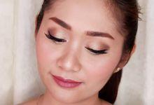 Soft Bridal Makeup Look by Yuka Makeup Artist