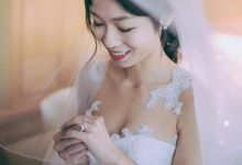 Bride Siang Ting ❤️ by Shino Makeup & Hairstyling