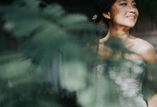 Christian & Helen, Khayangan Village, Bali by Legacy Organizer