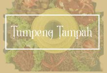 Custom & Create Your Tumpeng Tampah by Kayumanis Catering