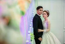 "Wedding Reception ""Gracia & Nizar"" by Miracle Wedding Stories"