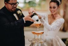 The Wedding of Raymond + Meigina by SAS designs