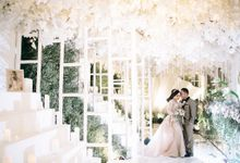 The Wedding Of Anje + Abel by SAS designs