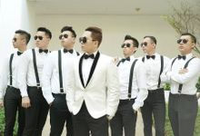 The Wedding Of Alfin + Fanny by SAS designs