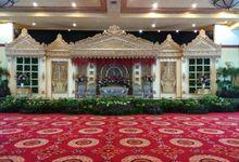 A Beautiful Wedding of Dwi & Chandra by Kemas Wedding Organizer & Planner