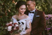 The Wedding of Gema + Eka by SAS designs