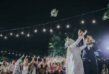 The Wedding of Aan + Dessy by SAS designs