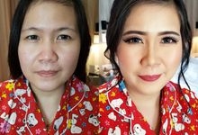 Sister Makeup by Juny Veniera Makeup Artist