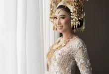Minang Bride by Sanggar Rias Indah