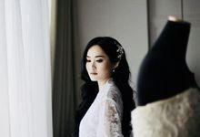 Fony melinda Wedding by Kimono_ku