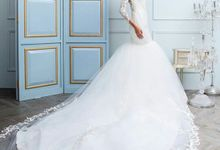 Wedding Gown II by D BRIDE