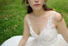 Bride Emi ❤️ by Shino Makeup & Hairstyling