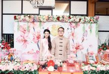 Decoration Engagement by Calysta Sangjit Decoration