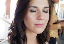 Soft Makeup For Bridesmaid by Yuka Makeup Artist