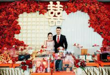Edrick & Celine Sangjit by Nerisdecor