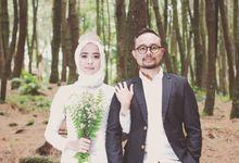 Endah & tomo by Nomagna Creative