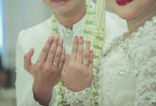 The Wedding by Nadhif Zhafran Photography
