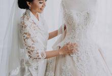 The Wedding of Federick & Karina by Yumi Katsura Signature