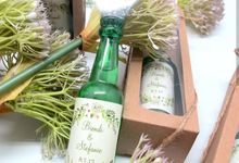 Bottle Opener Include Personalised Label+Box by Fine Souvenir