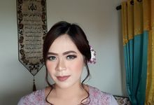 Makeup Siraman Lovely client Shasa by Cindy_prof_makeup