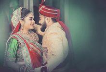Yesha weds Ripal by Cine Prime Photography & Cinema