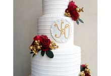 Rustic Wedding cake Collection by Liebelux Cake