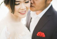 Wedding, Prewedding by CHERIS'H makeup artist