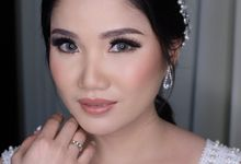 WM Bride - Fenny by Makeup by Windy Mulia