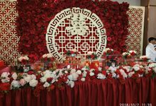 Sangjit A&M by Infinite Wedding Organizer
