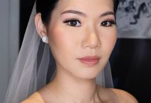 WM Bride - Caroline by Makeup by Windy Mulia