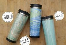 Tumbler stainless 350ml by mooiraya