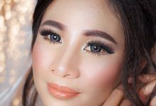 Bride Ms. Shinta by Yovita Chandra Makeup Artist
