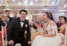 Andre & Steffi by AmouR Wedding Planner & Organizer