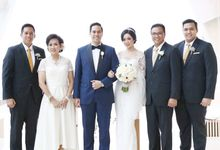 The Wedding of Boy & Gadys by SIMPLY BEST TAILOR