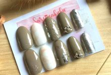 Fake Nails by Sarjanakuku
