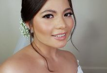 Bridal MakeUp by Carissa Cielo Medved