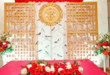 Sangjit Day by Calysta Sangjit Decoration