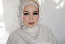 Wedding Hijab by RACHMA AYU ABADI