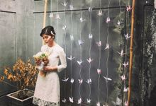 Gerhantari & Gilang Engagement by Bestival Wedding Planner & Organizer