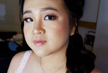 Makeup For Prewedding Photoshoot by Yuka Makeup Artist